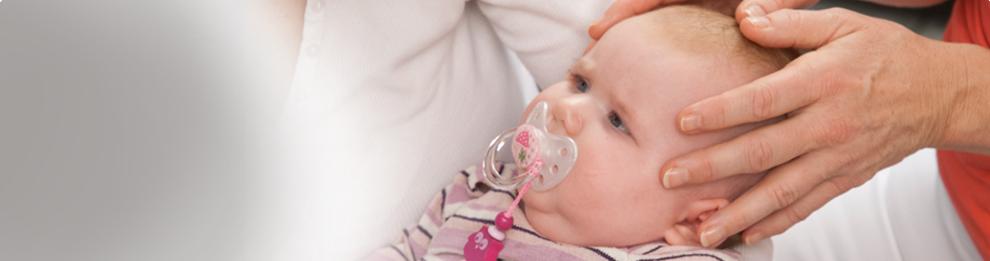 Kinderosteopathie — der sanfte Weg
